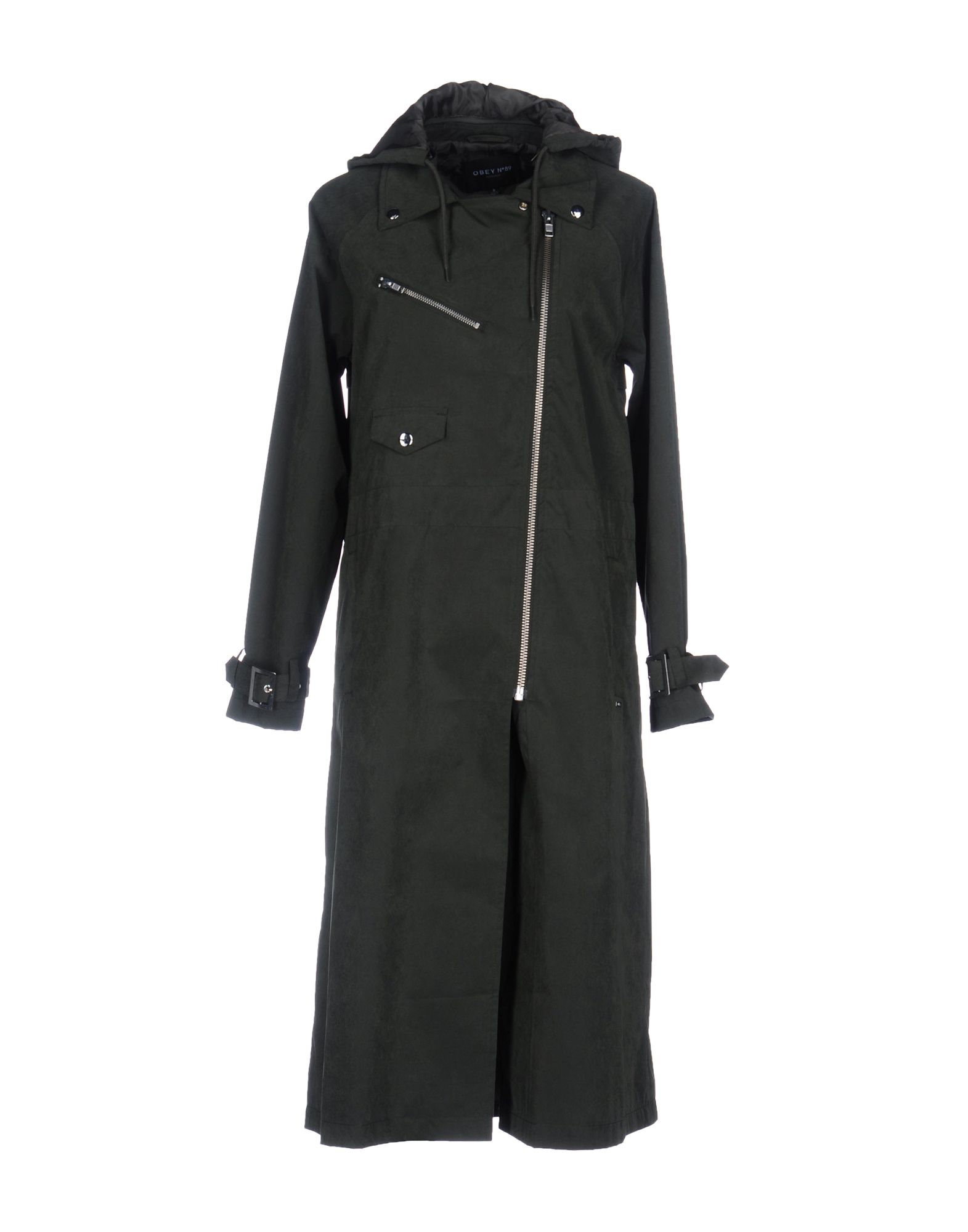 OBEY PROPAGANDA Легкое пальто цены онлайн