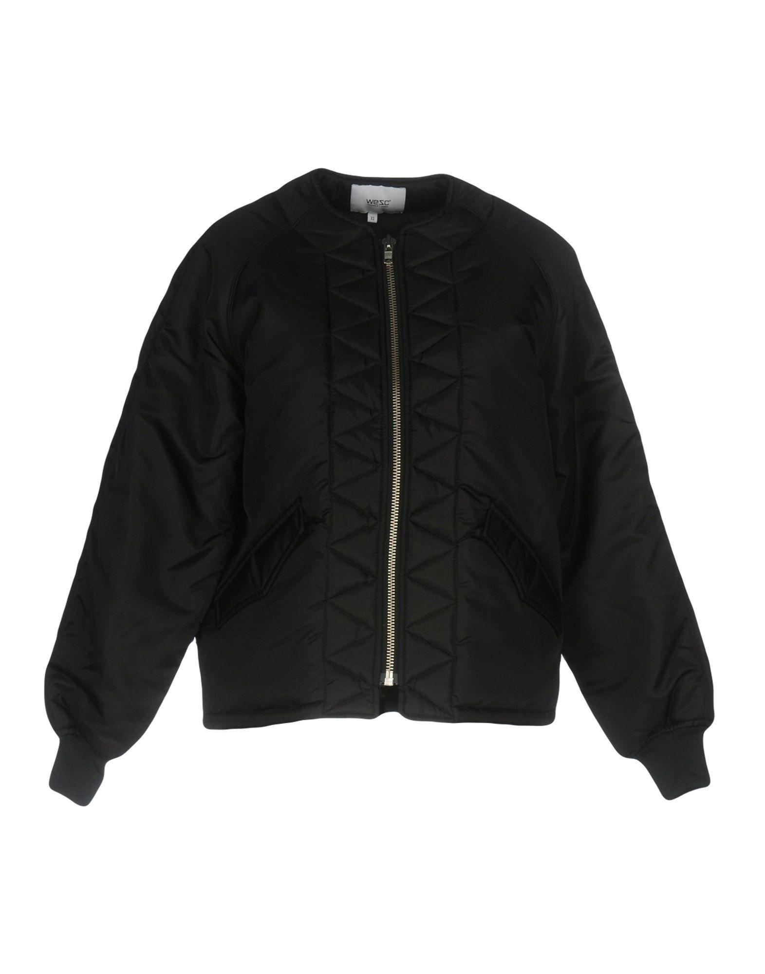 WESC Куртка wesc джинсовая верхняя одежда