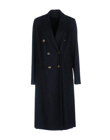 Фото - Женское пальто или плащ  цвет стальной серый