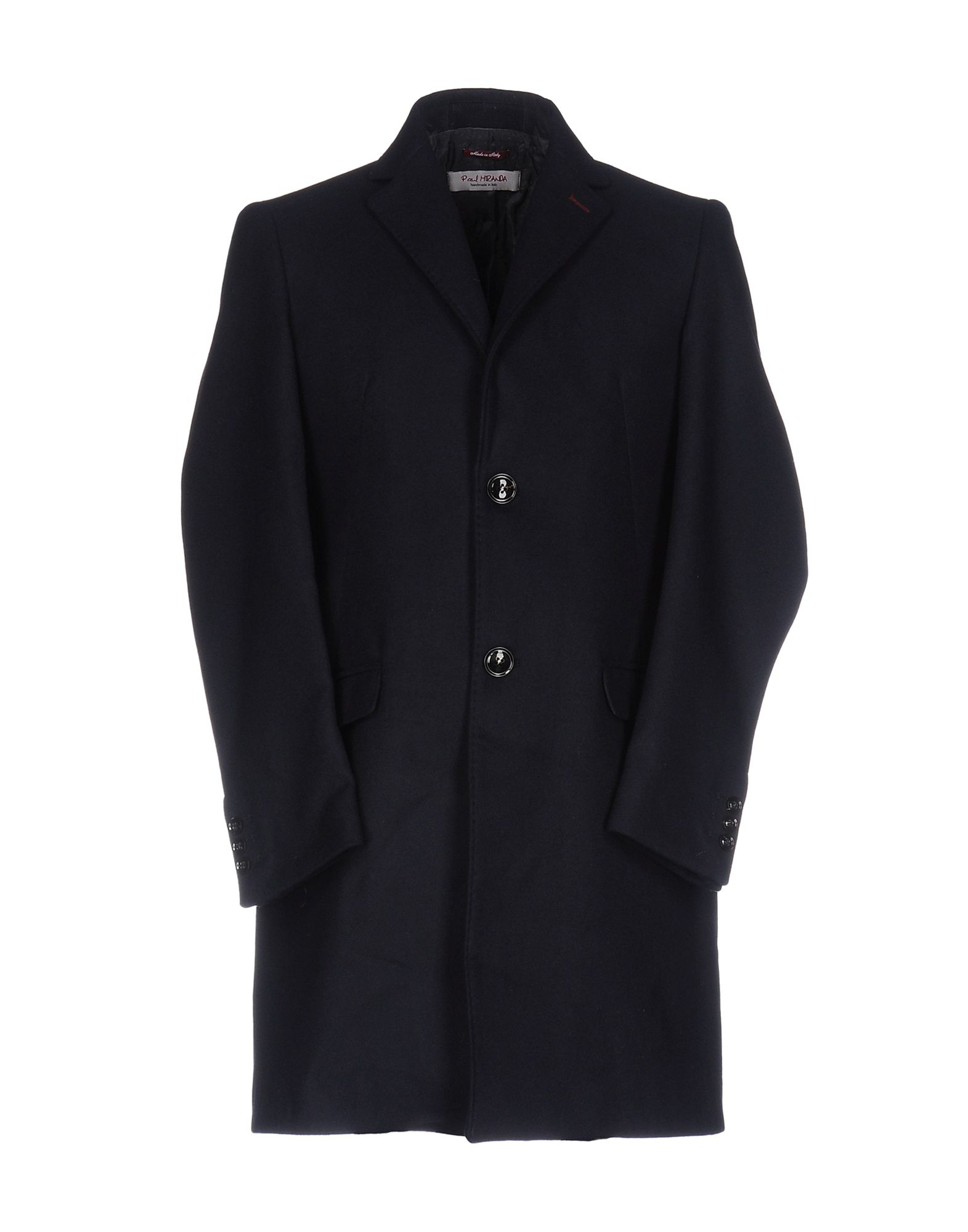 цена PAUL MIRANDA Пальто онлайн в 2017 году