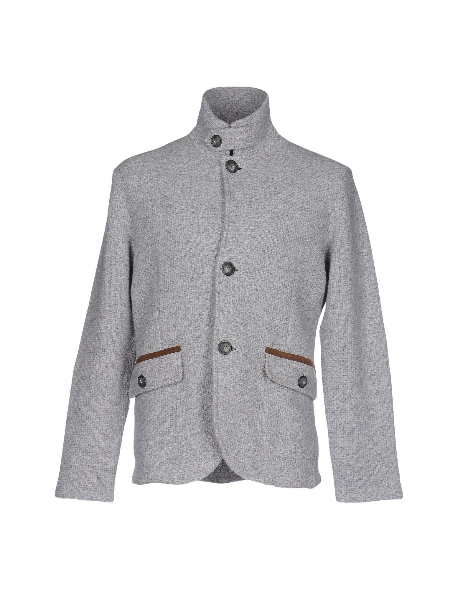 MORGANO Jacket in Light Grey