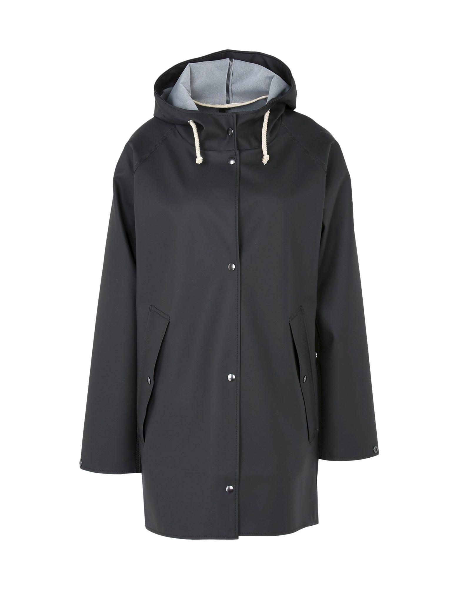 ELKA Full-Length Jacket in Black
