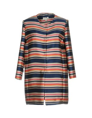Hornow-Wadelsdorf Angebote KOCCA Damen Lange Jacke Farbe Dunkelblau Größe 4