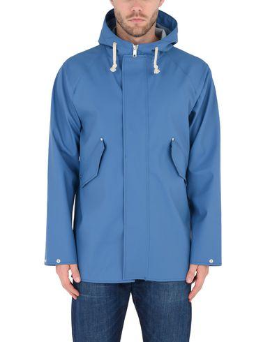Фото 2 - Мужскую куртку ELKA грифельно-синего цвета