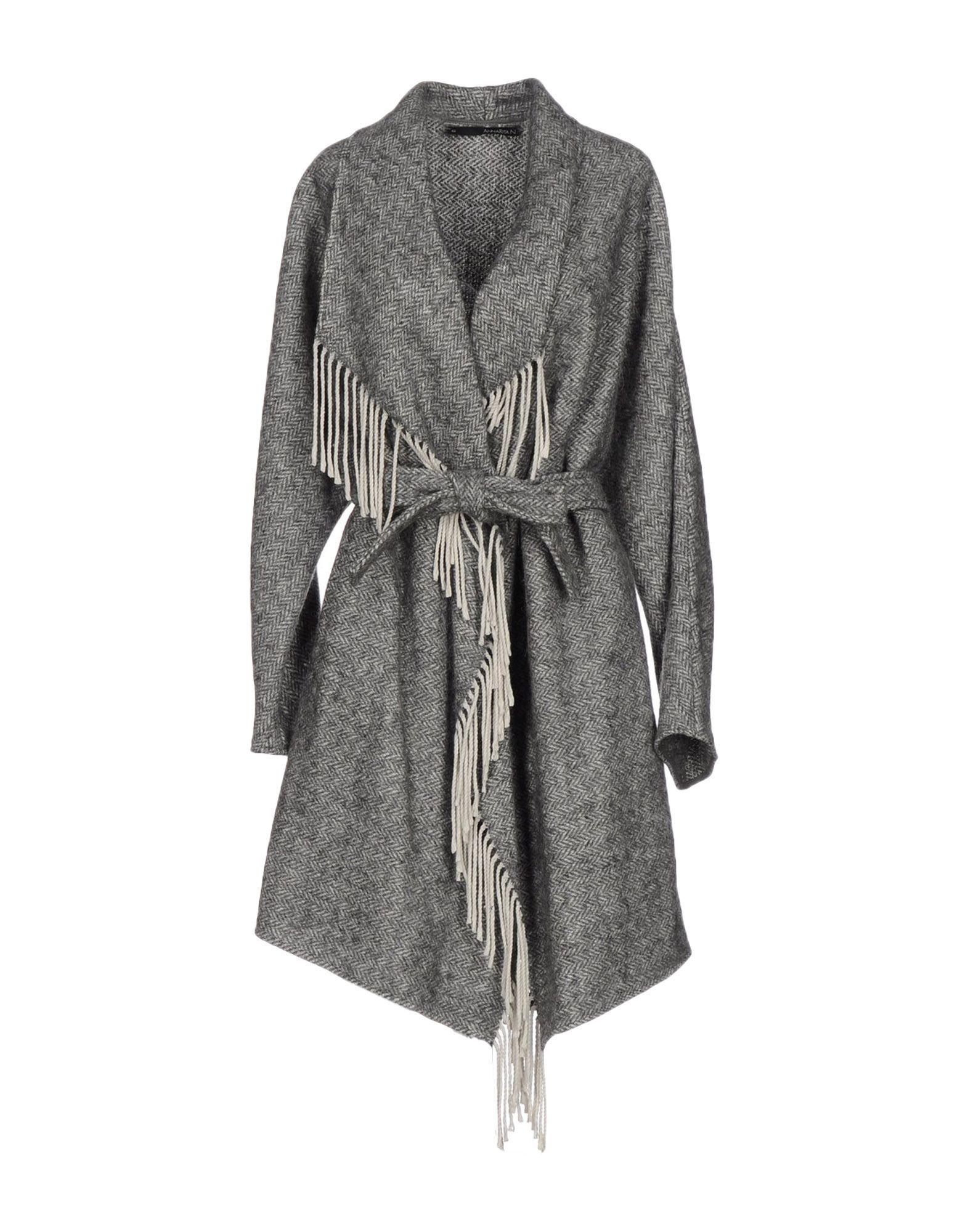 купить ANNARITA N. Легкое пальто дешево