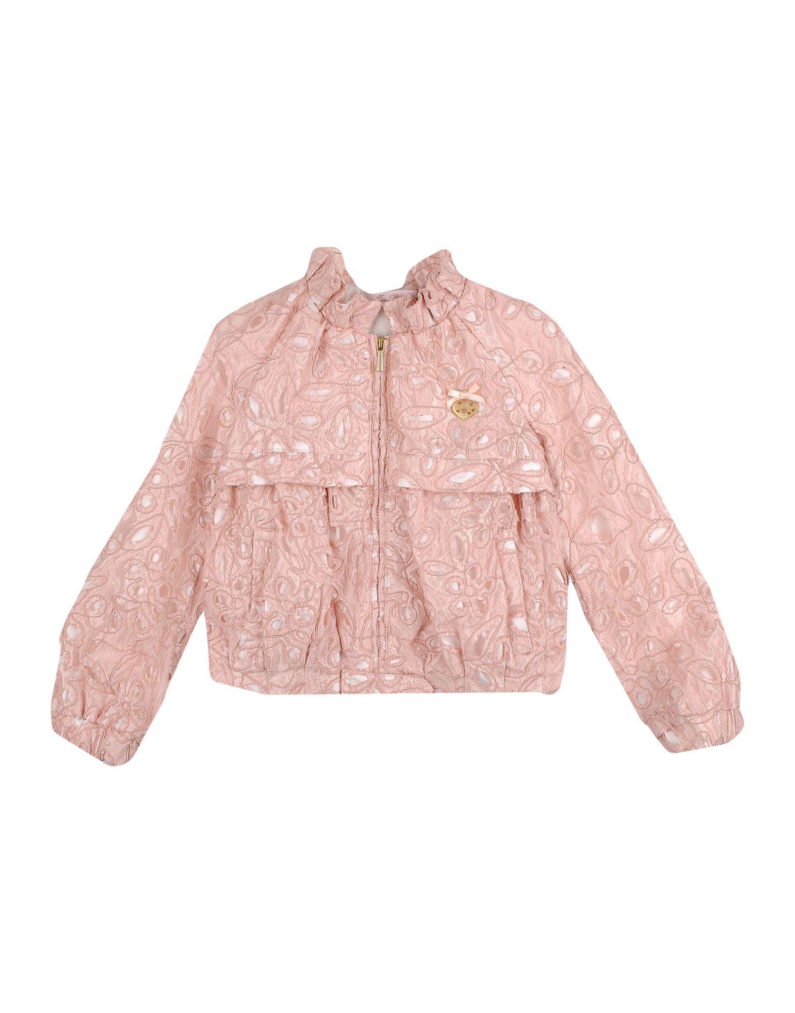 MISS BLUMARINE Jacket in Pastel Pink
