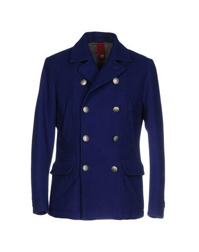 Фото - Мужское пальто или плащ AT.P.CO синего цвета