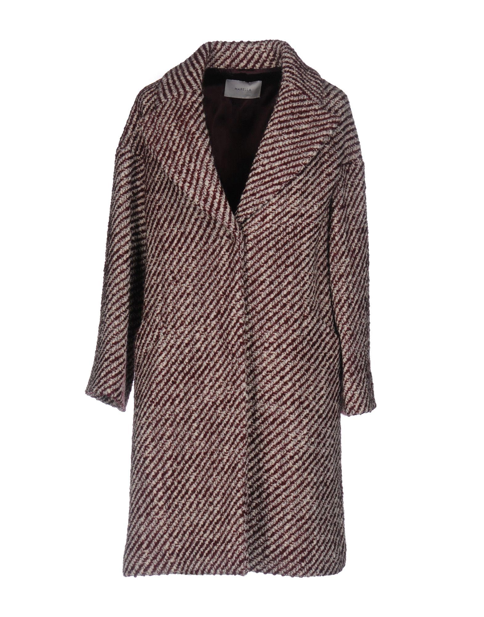 цена MARELLA Пальто онлайн в 2017 году