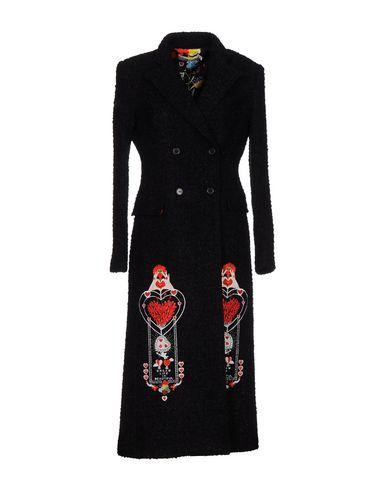 Nero donna PICCIONE•PICCIONE Cappotto donna