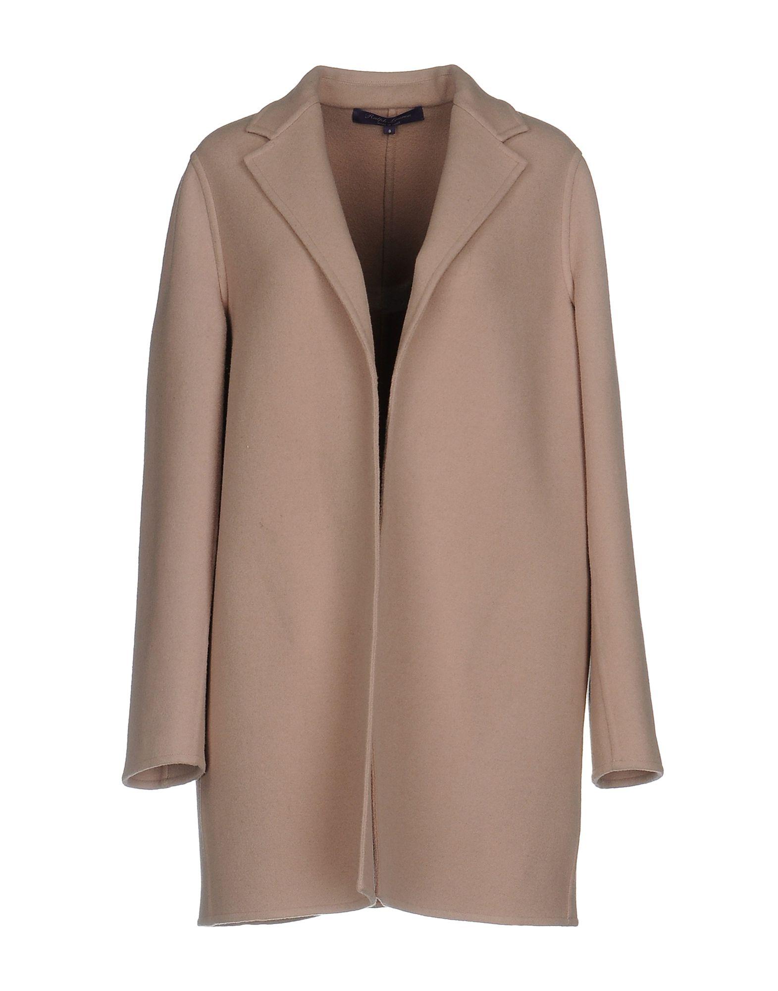RALPH LAUREN COLLECTION Пальто