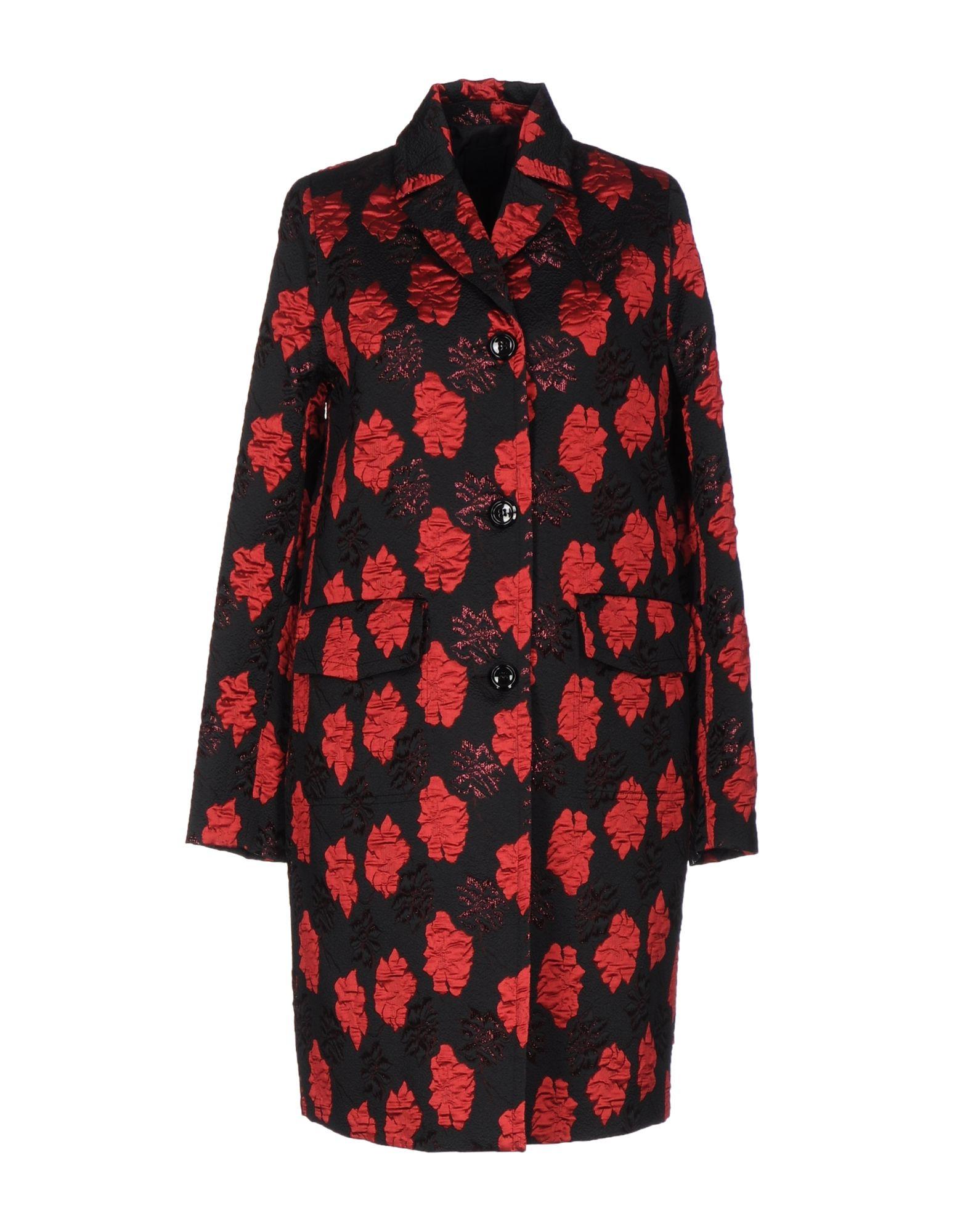 EGGS Coat in Red