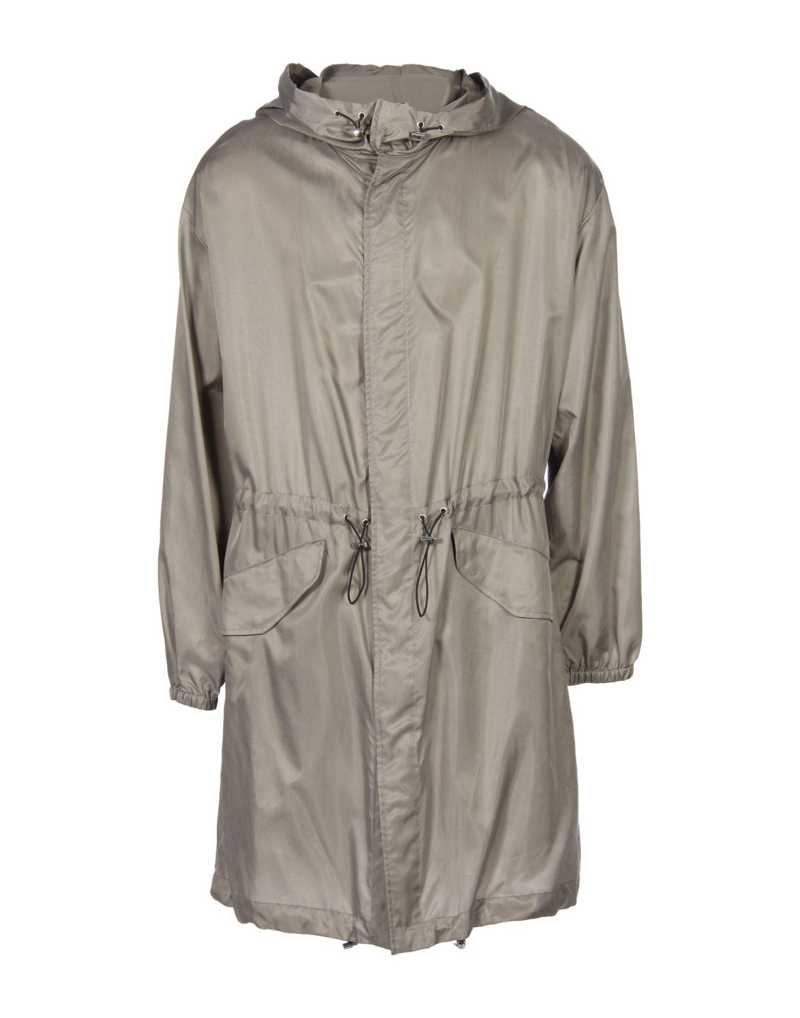 цена EMPORIO ARMANI Пальто онлайн в 2017 году