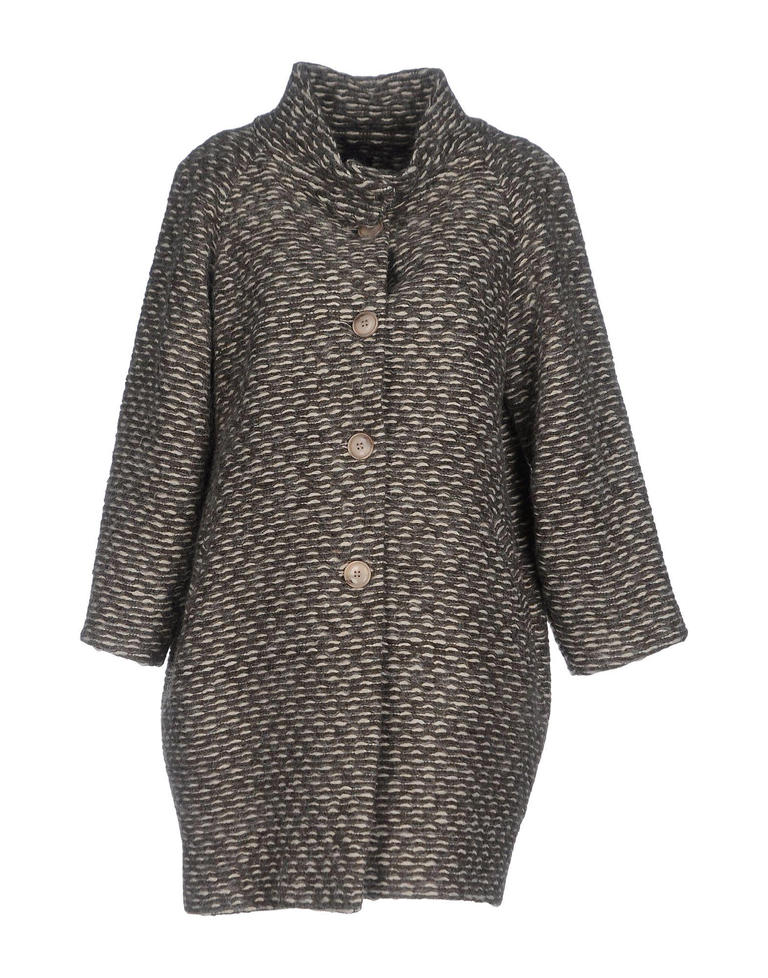 купить VAPOFORNO MILANO Пальто по цене 13250 рублей