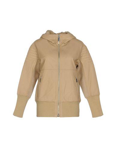Фото - Женскую куртку  цвет песочный