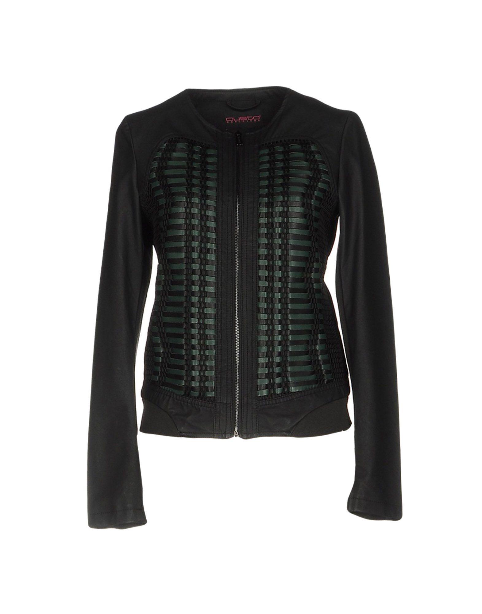 CUSTO BARCELONA Куртка цена 2017