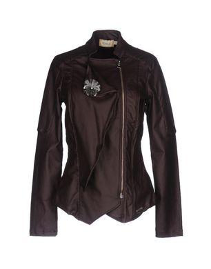 MET Damen Jacke Farbe Pflaume Größe 6