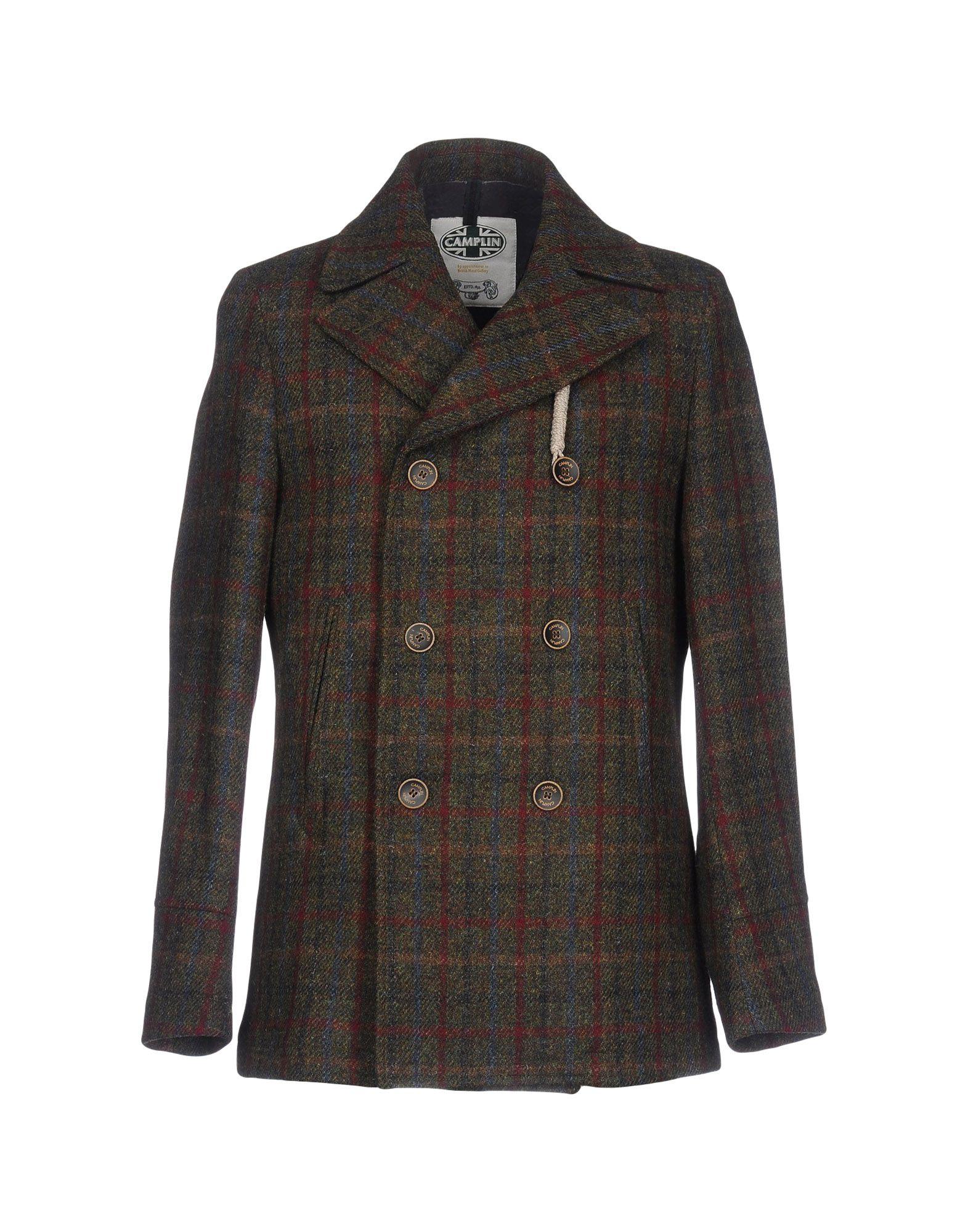 CAMPLIN Пальто