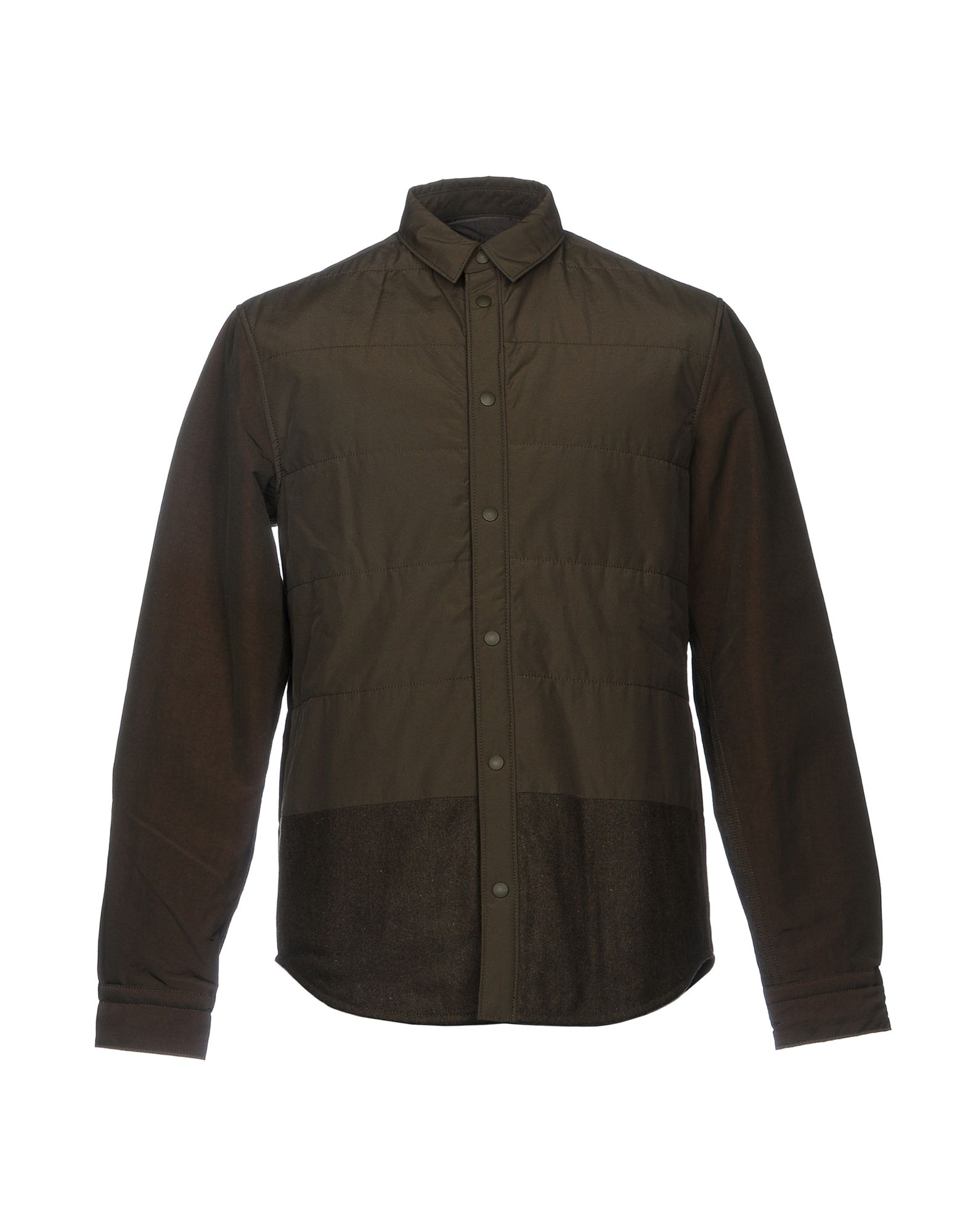 PLAC Jacket in Military Green