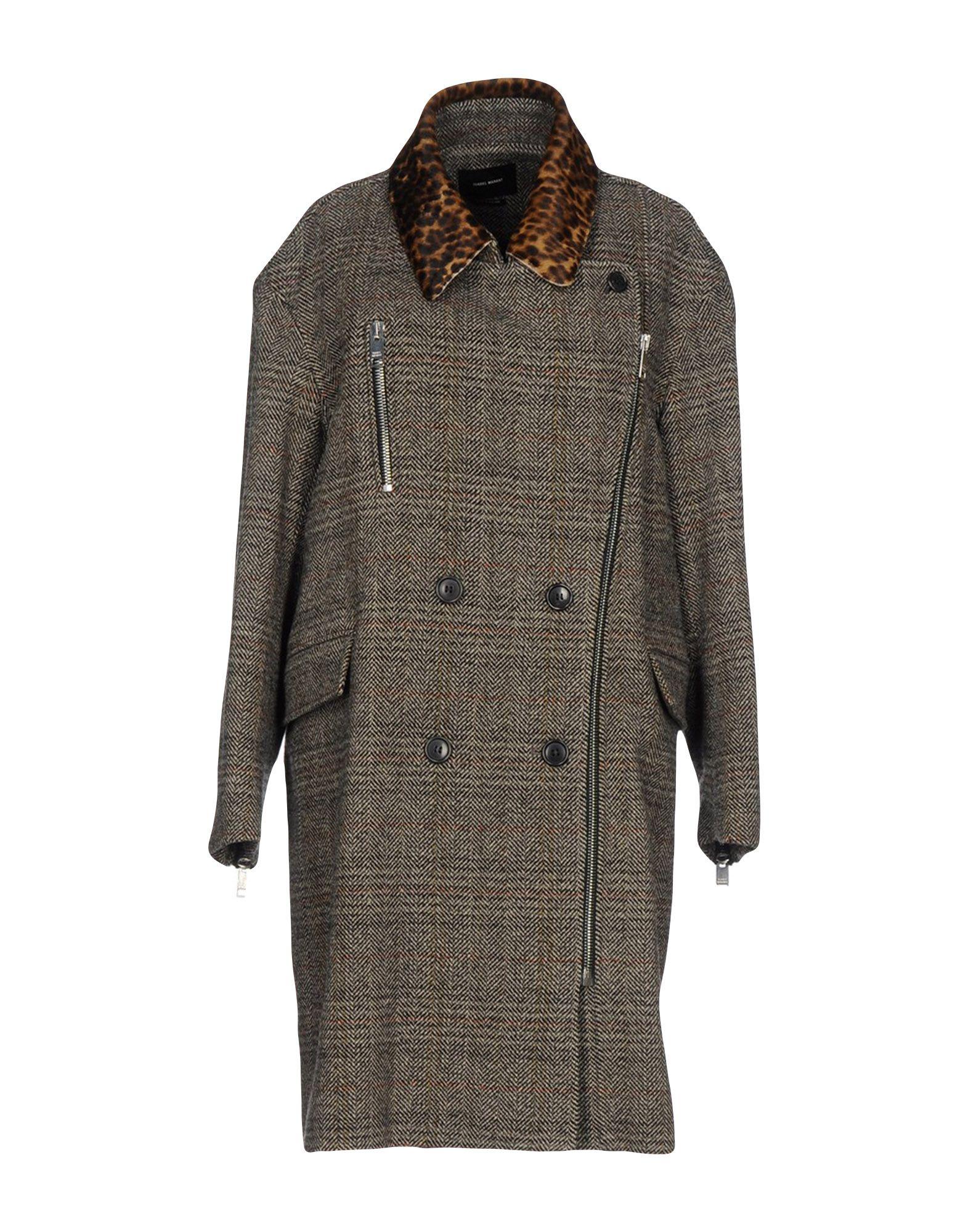 ISABEL MARANT Пальто цены онлайн