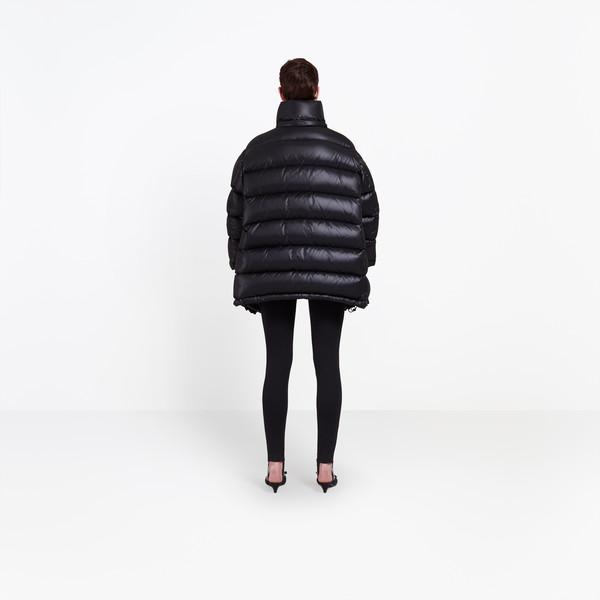 BALENCIAGA Coats Woman Outspace Puffer Jacket h