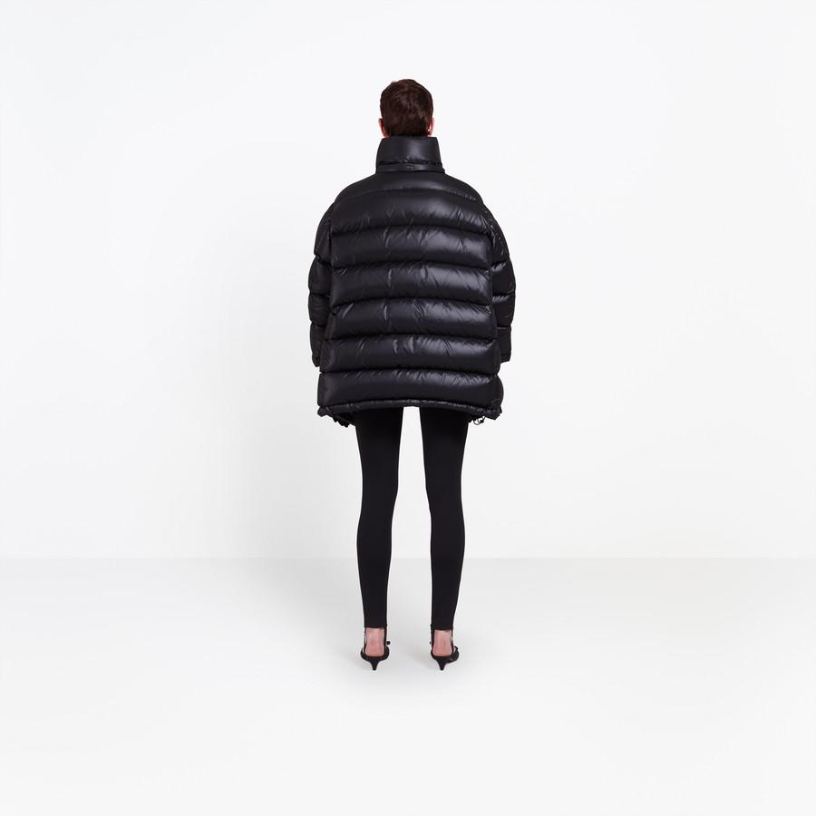 BALENCIAGA Outspace Puffer Jacket Coats Woman d