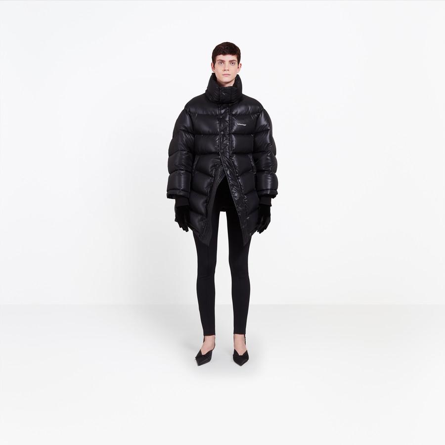 BALENCIAGA Outspace Puffer Jacket Coats Woman f
