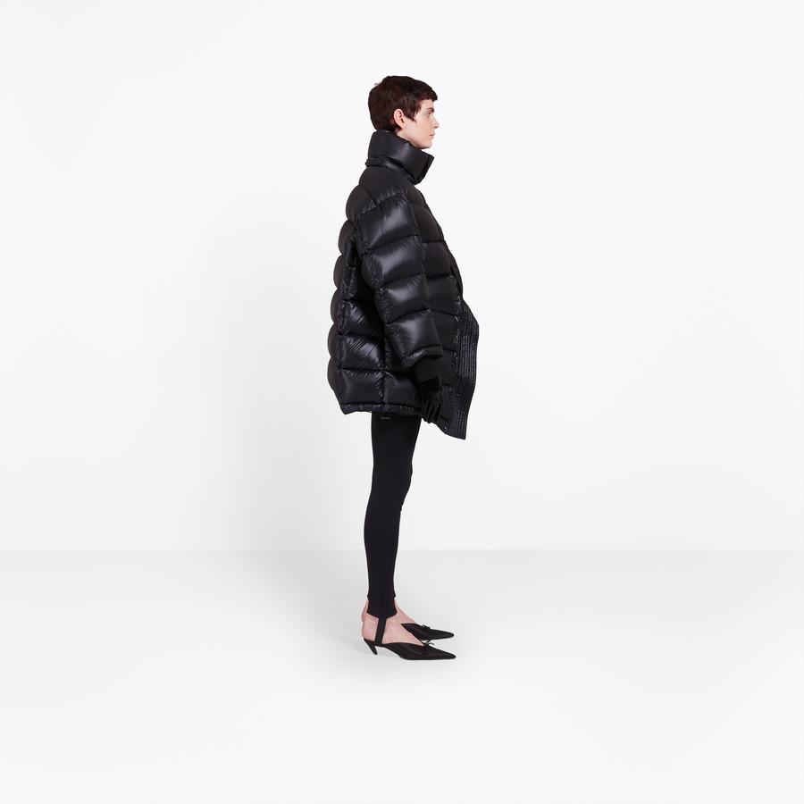 BALENCIAGA Outspace Puffer Jacket Coats Woman i