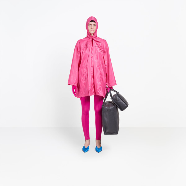 BALENCIAGA Coats Woman Windbreaker g