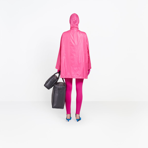 BALENCIAGA Coats Woman Windbreaker h