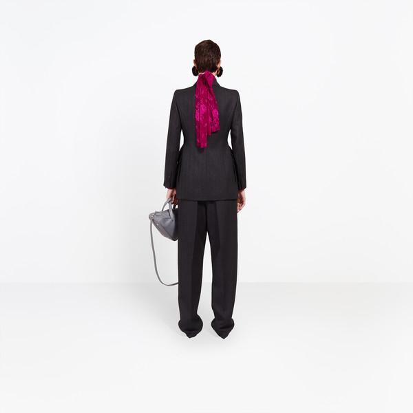 BALENCIAGA Jacket Woman Hourglass Jacket h