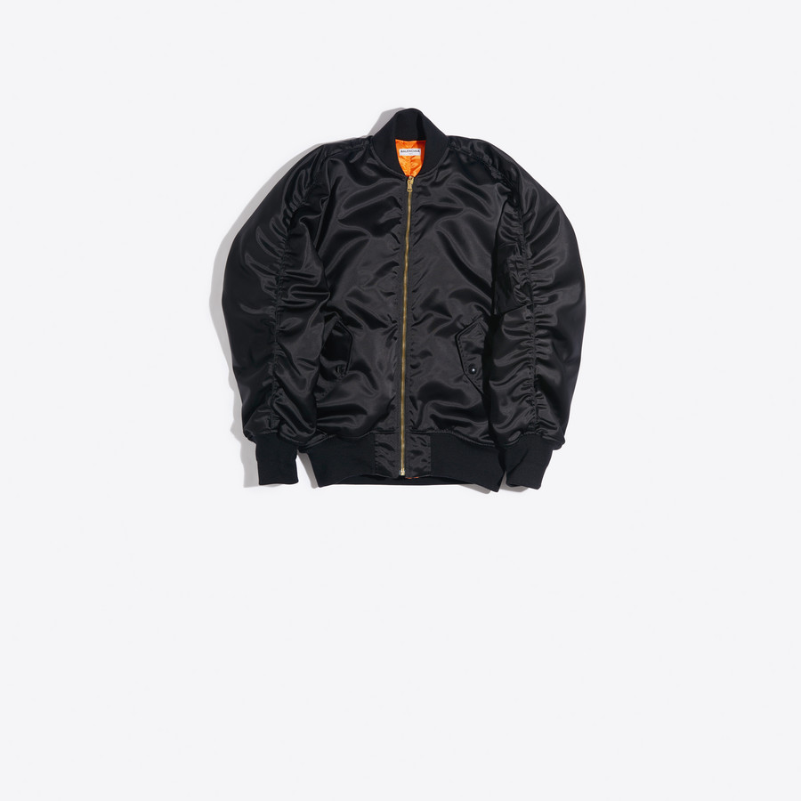 BALENCIAGA The Bomber Jacket D f
