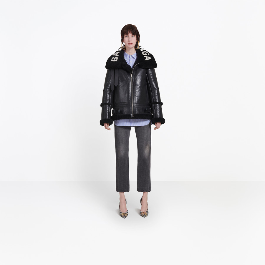 BALENCIAGA The Bombardier Coats D g