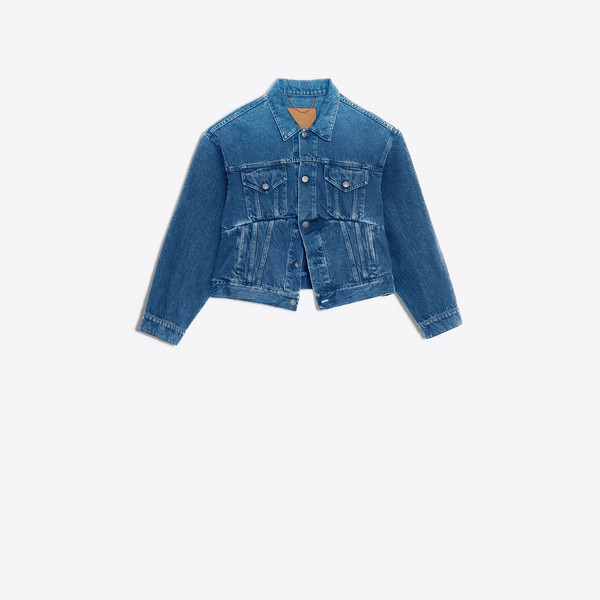 Veste Denim Swing