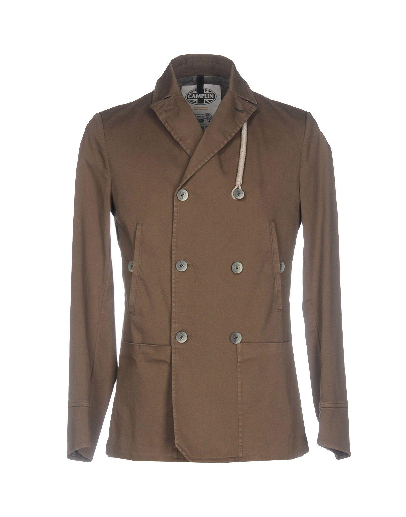 CAMPLIN Легкое пальто mresale легкое пальто