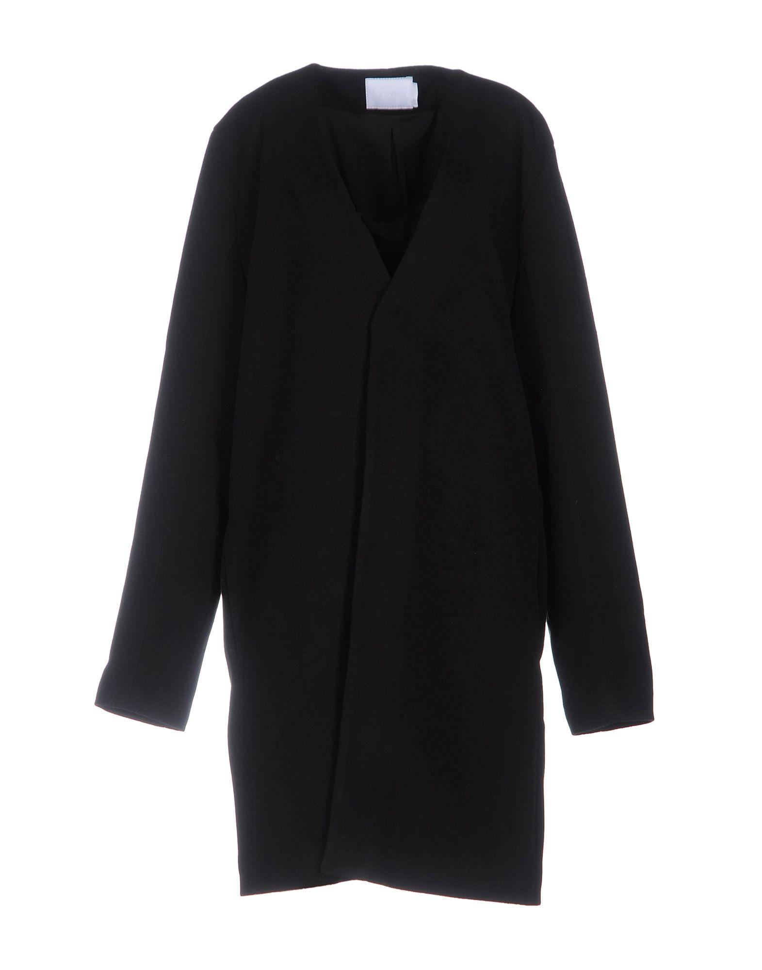 ADYN Full-Length Jacket, Black