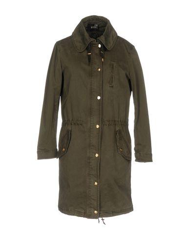 Легкое пальто LOVE MOSCHINO 41714849OD