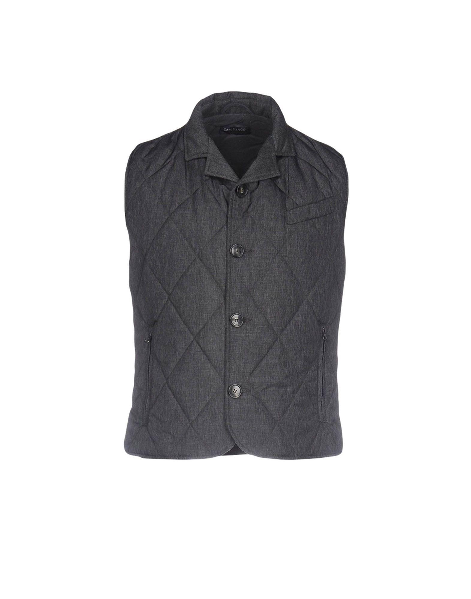 CAPOBIANCO Herren Jacke Farbe Grau Größe 3 - broschei