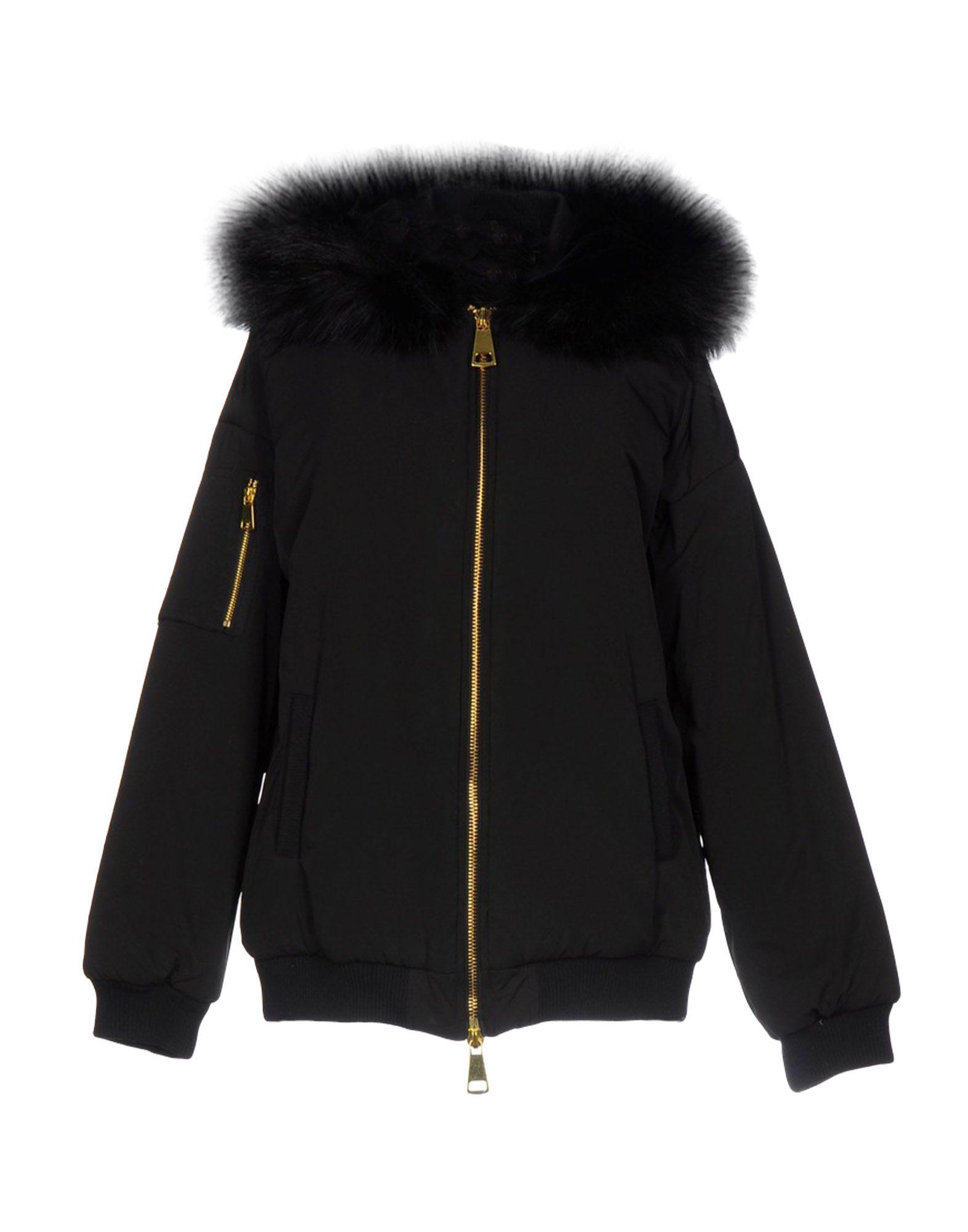 KENGSTAR Damen Jacke Farbe Schwarz Größe 5 - broschei