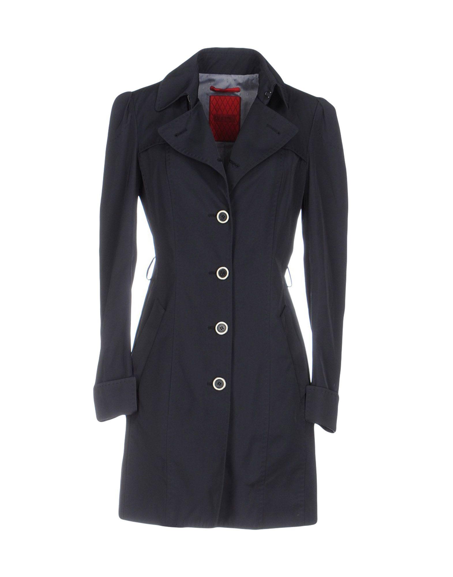 BREMA Damen Lange Jacke Farbe Dunkelblau Größe 3 - broschei
