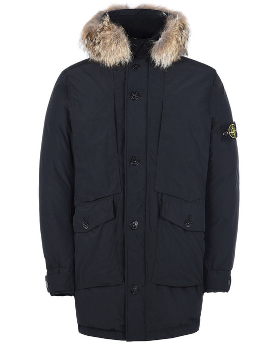 STONE ISLAND Mid-length jacket 41226 MICRO REPS DOWN
