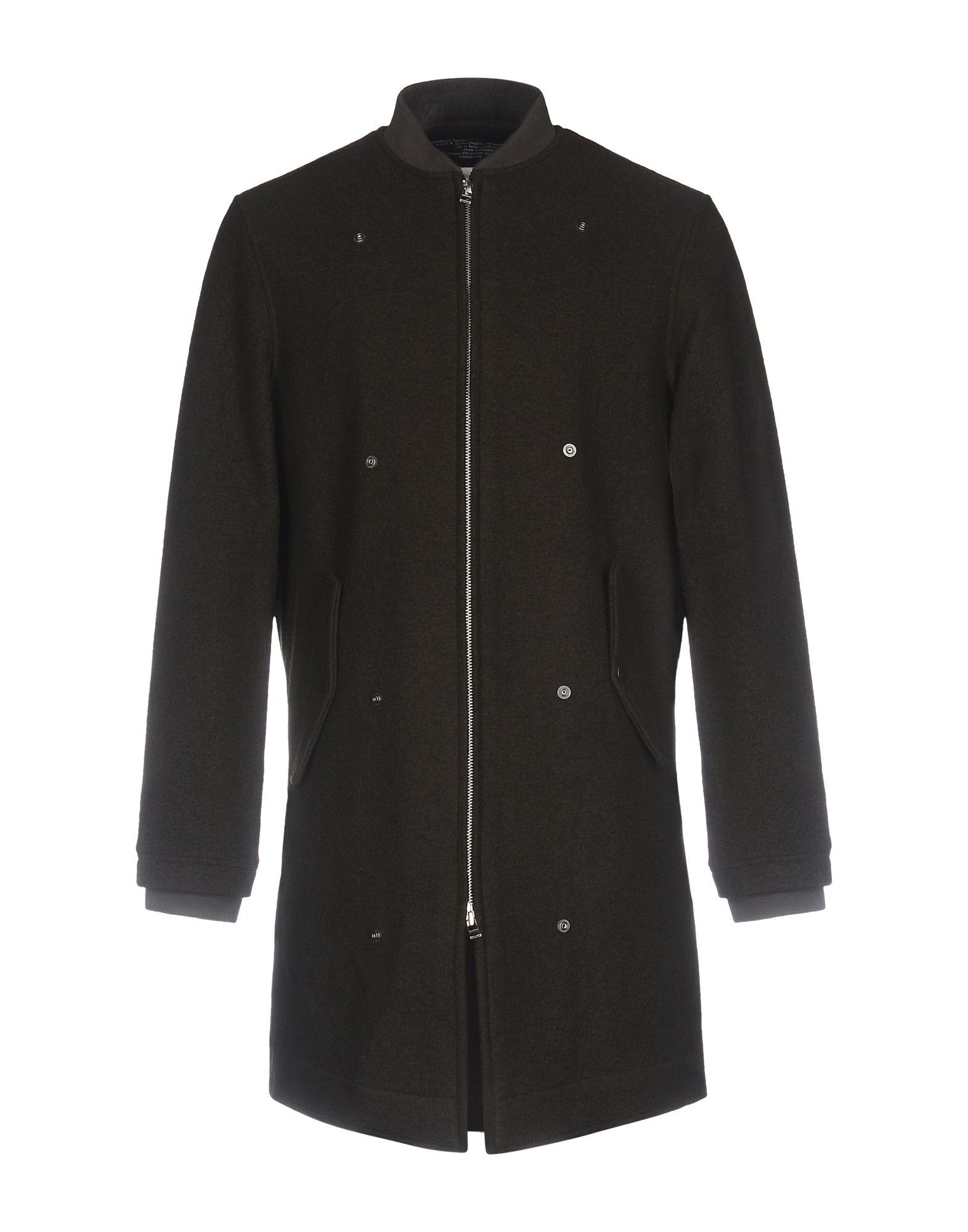 CY CHOI Herren Jacke Farbe Dunkelgrün Größe 3 jetztbilligerkaufen
