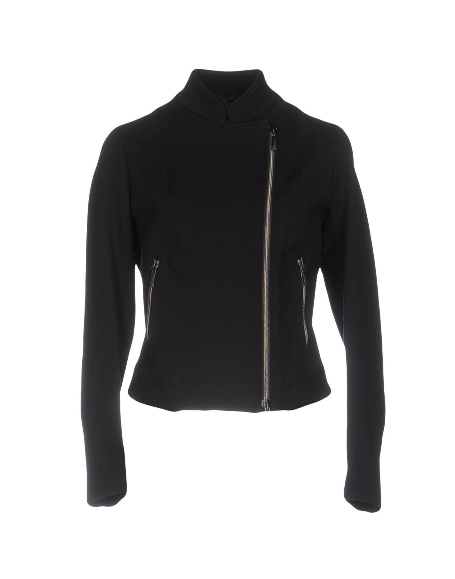 BREMA Damen Jacke Farbe Schwarz Größe 4 - broschei
