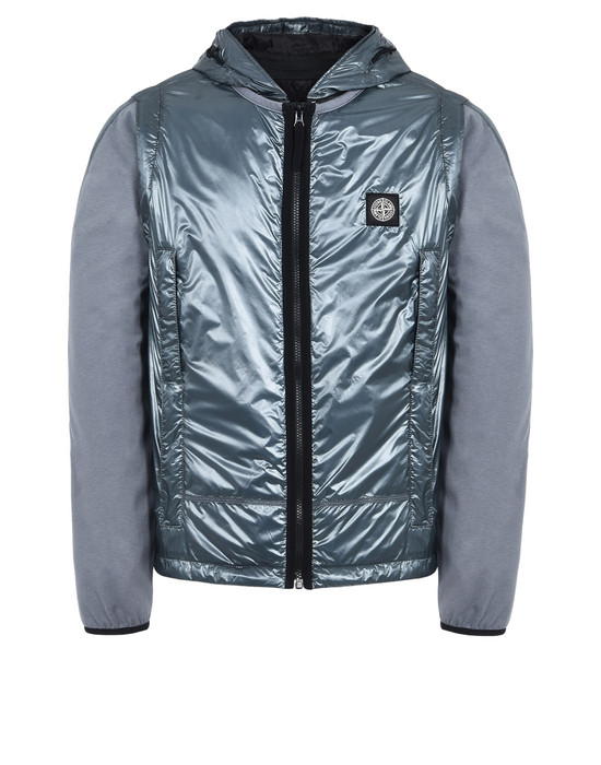 STONE ISLAND Mid-length jacket 42521 PERTEX QUANTUM Y WITH PRIMALOFT® INSULATION TECHNOLOGY