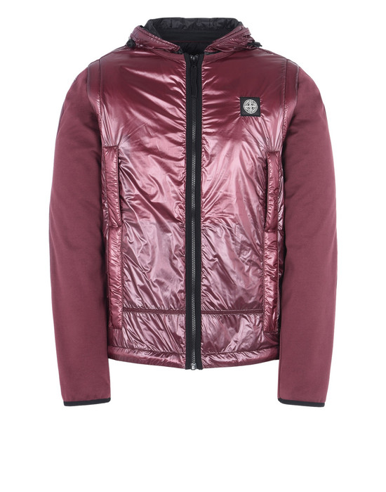 Mid-length jacket 42521 PERTEX QUANTUM Y WITH PRIMALOFT® INSULATION TECHNOLOGY STONE ISLAND - 0