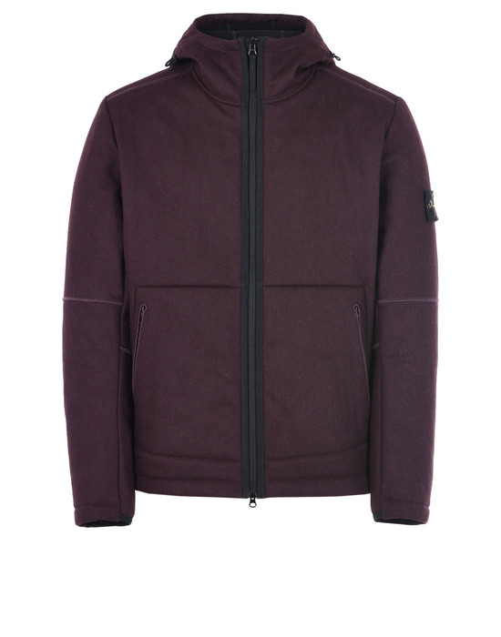 STONE ISLAND Mid-length jacket 41832 PANNO-R 4L STRETCH