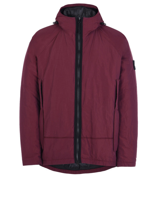 STONE ISLAND Mid-length jacket 41126 MICRO REPS WITH PRIMALOFT® INSULATION TECHNOLOGY