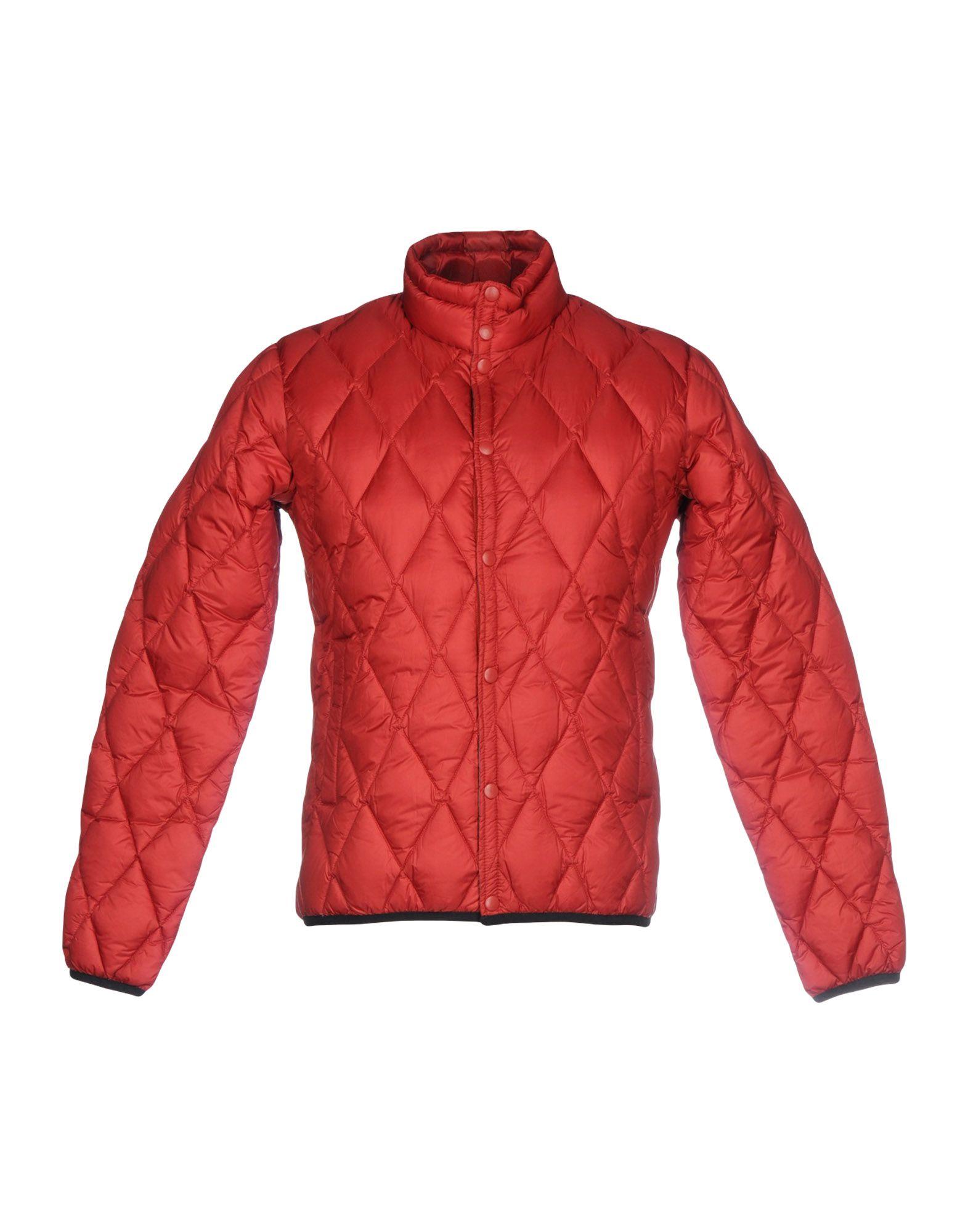 《送料無料》BPD BE PROUD OF THIS DRESS メンズ ダウンジャケット ボルドー S ナイロン 100%