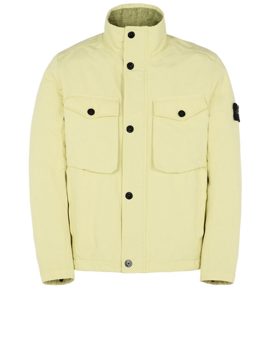 Mid-length jacket 41949 DAVID-TC WITH PRIMALOFT® INSULATION TECHNOLOGY STONE ISLAND - 0
