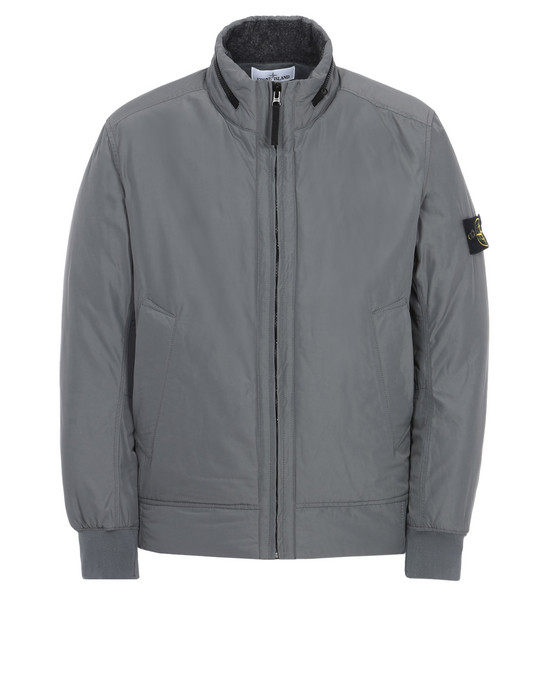 STONE ISLAND Mid-length jacket 41026 MICRO REPS WITH PRIMALOFT® INSULATION TECHNOLOGY