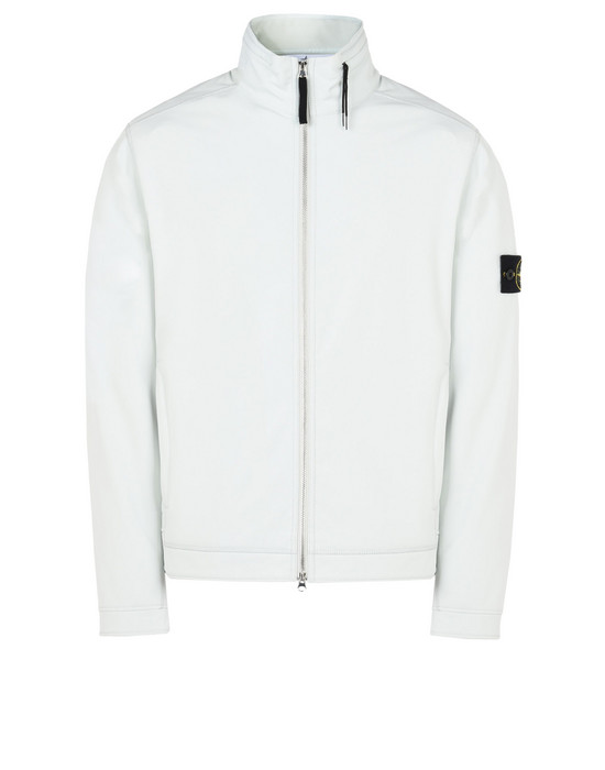 STONE ISLAND LIGHTWEIGHT JACKET Q0822 SOFT SHELL-R
